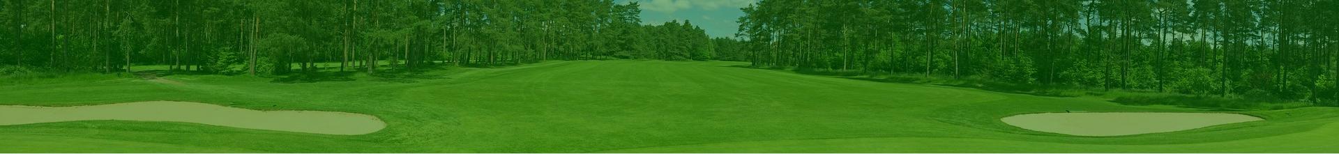 ゴルフ場風景